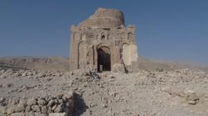 Le mausolée de Bîbî Maryam, Qalhât. (c) S. Le Maguer