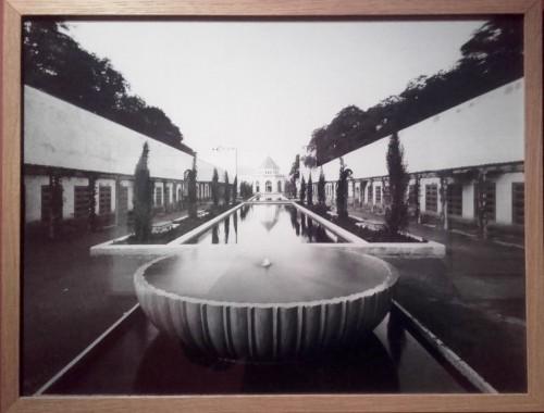 Pavillon du Maroc à l'Exposition universelle de Vincennes 1931.
