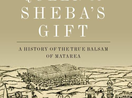 Parution : The Queen of Sheba's Gift